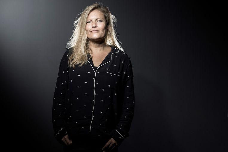 Inge Schilperoord in 2017. Beeld Hollandse Hoogte / AFP