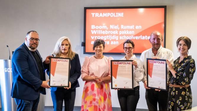 """""""Van wieg tot werk"""": provinciaal project Trampoline pakt vroegtijdig schoolverlaten aan vanaf héél jonge leeftijd"""