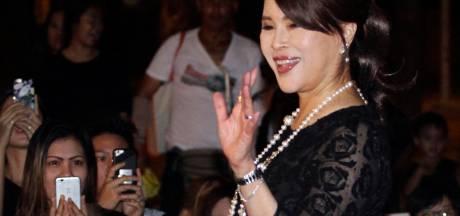 Une princesse rebelle se présente au poste de Premier ministre en Thaïlande