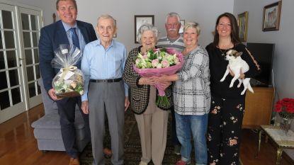 """Wis en Jan 75 jaar getrouwd: """"Het begon met losgetrokken veter"""""""