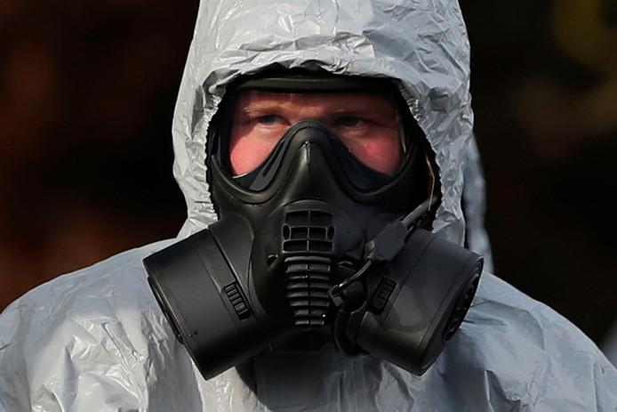 Het gif novitsjok is gebruikt bij een moordaanslag op de voormalige Russische spion Sergei Skripal en zijn dochter Joelia Skripal.