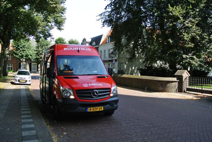 'Wij hebben recht op goed openbaar vervoer.'