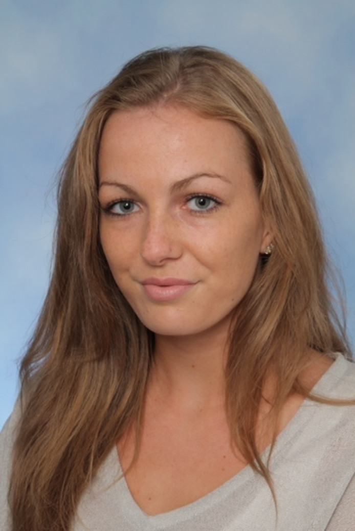 Juliette Bouhof.