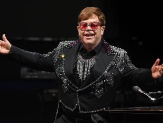 Elton John scoort als enige artiest al zes decennia Britse hits