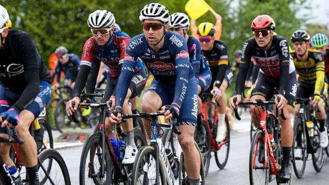 """Diether Sweeck heeft competitie op de weg hervat: """"Ik mis nog een hoogtestage"""""""