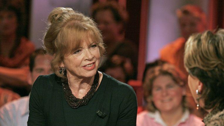 Sonja Barend. Beeld