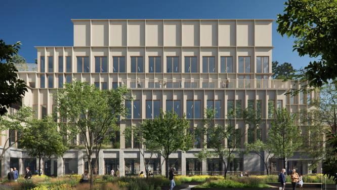 Roeselare kiest refurbished kantoormeubilair voor nieuw stadhuis