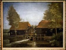 Schilderij De Collse watermolen van Van Gogh hangt in Den Bosch