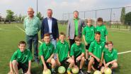 Berendrecht Sport neemt nieuw voetbalveld in gebruik