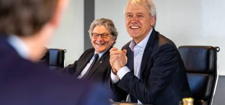 ASML in Veldhoven maakt groeiplannen en hoe die te financieren samen met toeleveranciers