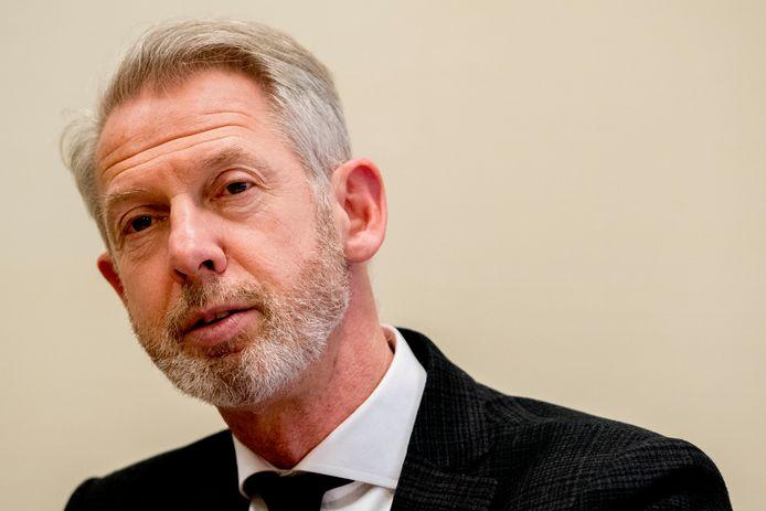 Voormalig burgemeester van Maastricht Onno Hoes