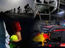 Sport Vandaag: Spaanse titelstrijd, kwalificatie F1 en wielrennen
