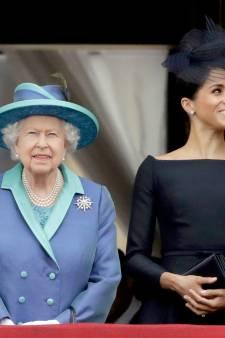 Queen is Harry en Meghan te slim af en spreekt natie toe vlak voor hun interview bij Oprah