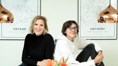 """Tine Embrechts kijkt vol bewondering naar haar 16-jarige zoon Oscar: """"Hij droomt ervan om  de wereld te veroveren"""""""