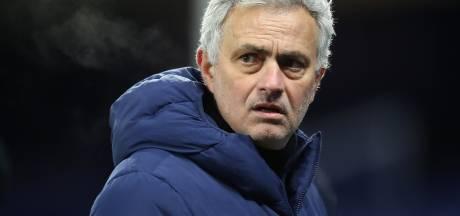 """José Mourinho: """"Je finirai dans l'histoire de Tottenham pour de bonnes raisons"""""""