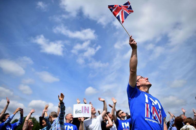 null Beeld Ben Stansall / AFP