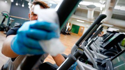 """""""Beverse fitnesscentra moeten sporters uit Antwerpen de toegang weigeren"""": nieuwe politieverordening gaat vanaf vandaag in"""
