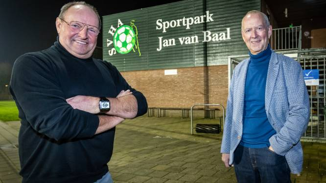 Voetbalclub SVHA: opgericht vlak na de oorlog, zonder bal