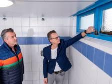 WZC wapent clubhuis tegen wassend water van de IJssel en vraagt Wapenvelders mee te betalen