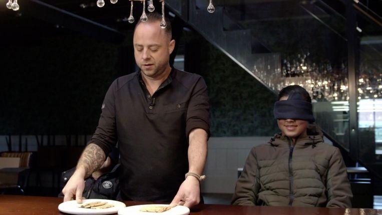 Snackmasters: maak de ultieme Sultana. Beeld Still RTL