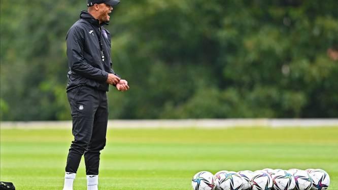 """Kompany voor Vitesse: """"We spelen thuis. Dan moet je jezelf als favoriet beschouwen"""""""