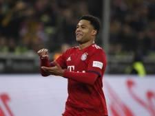 Gnabry verlengt contract bij Bayern München