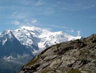 Bergbeklimmer valt te pletter op Mont Blanc