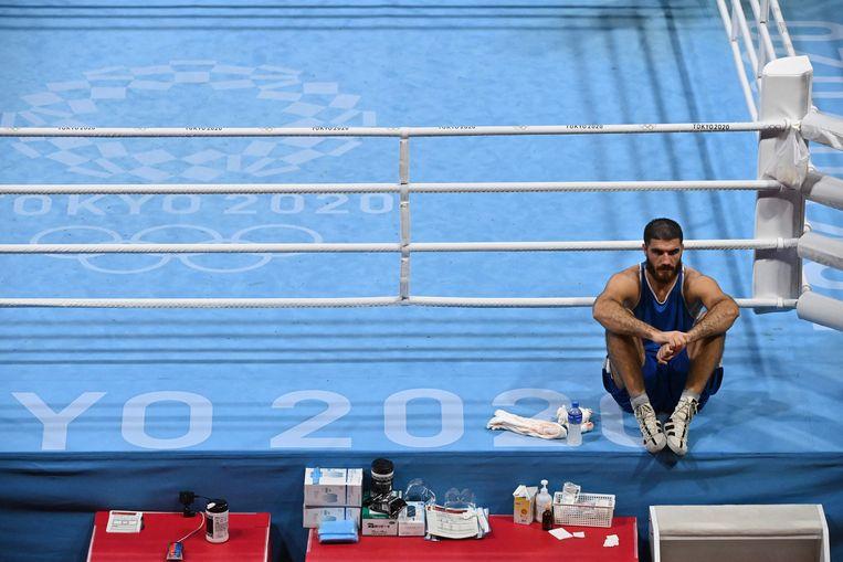 Mourad Aliev. Beeld AFP