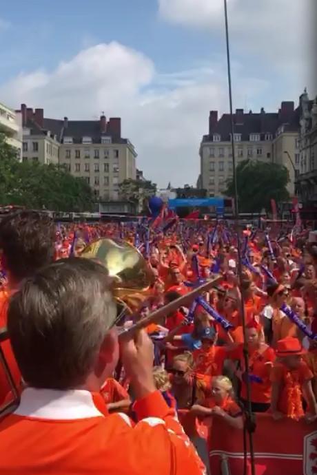Zutphens dweilorkest hoopt na zege Oranje ook aan te haken richting finale