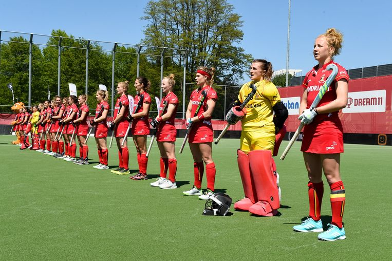 De Red Panthers. Beeld Photo News