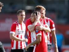 Jong PSV levert prima prestatie in de Keuken Kampioen Divisie