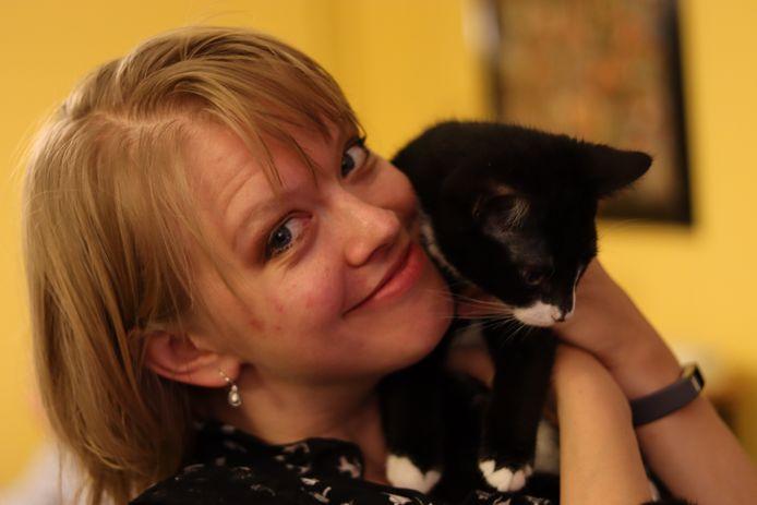 Wetenschapper Veronika Cheplygina boekt succes met haar blogs over persoonlijk falen.
