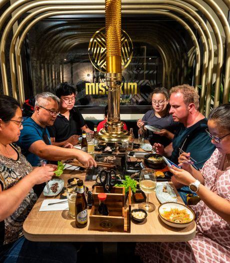Losgaan op de Aziatische keuken, de barbeque óf de samenzang, het kan bij Miss Kim