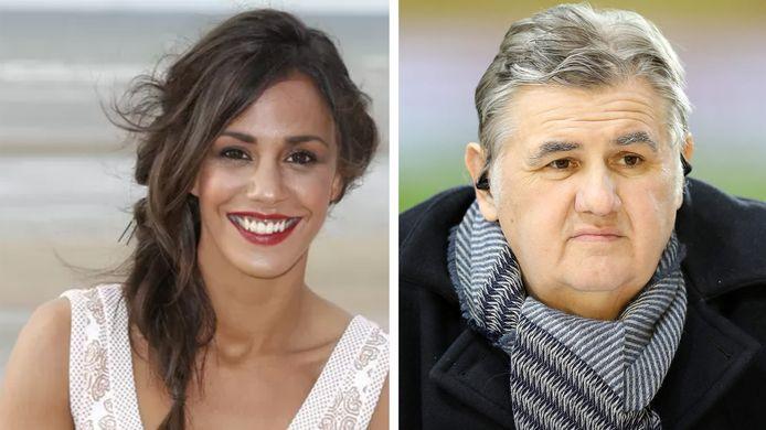 Alice Belaïdi et Pierre Menès.