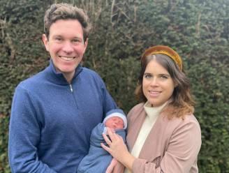 Prinses Eugenie schrapt doop van zoontje op laatste moment vanwege corona