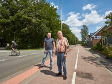 Inwoners Medler eisen verlaging snelheid op N319: 'De provincie negeert ons volkomen'