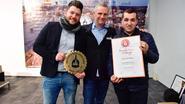 Kompel Bellefleurs wint prijs op Brussels Beer Challenge