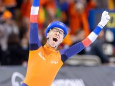 Bergsma sprint op imposante wijze naar wereldtitel op mass-start