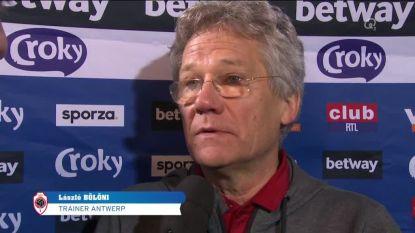 """Bölöni mag zich opmaken voor finale met Antwerp: """"Helemaal verdiend"""""""