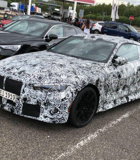 Betrapt! De volgende BMW M4 is (bijna) klaar voor de start