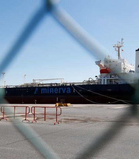 Schip in quarantaine in Antwerpse haven mag opnieuw uitvaren