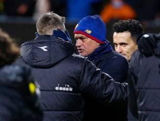 """6-1! José Mourinho haalt uit naar eigen spelers na blamage in Noorwegen: """"Hun A-ploeg was beter dan onze B-ploeg"""""""