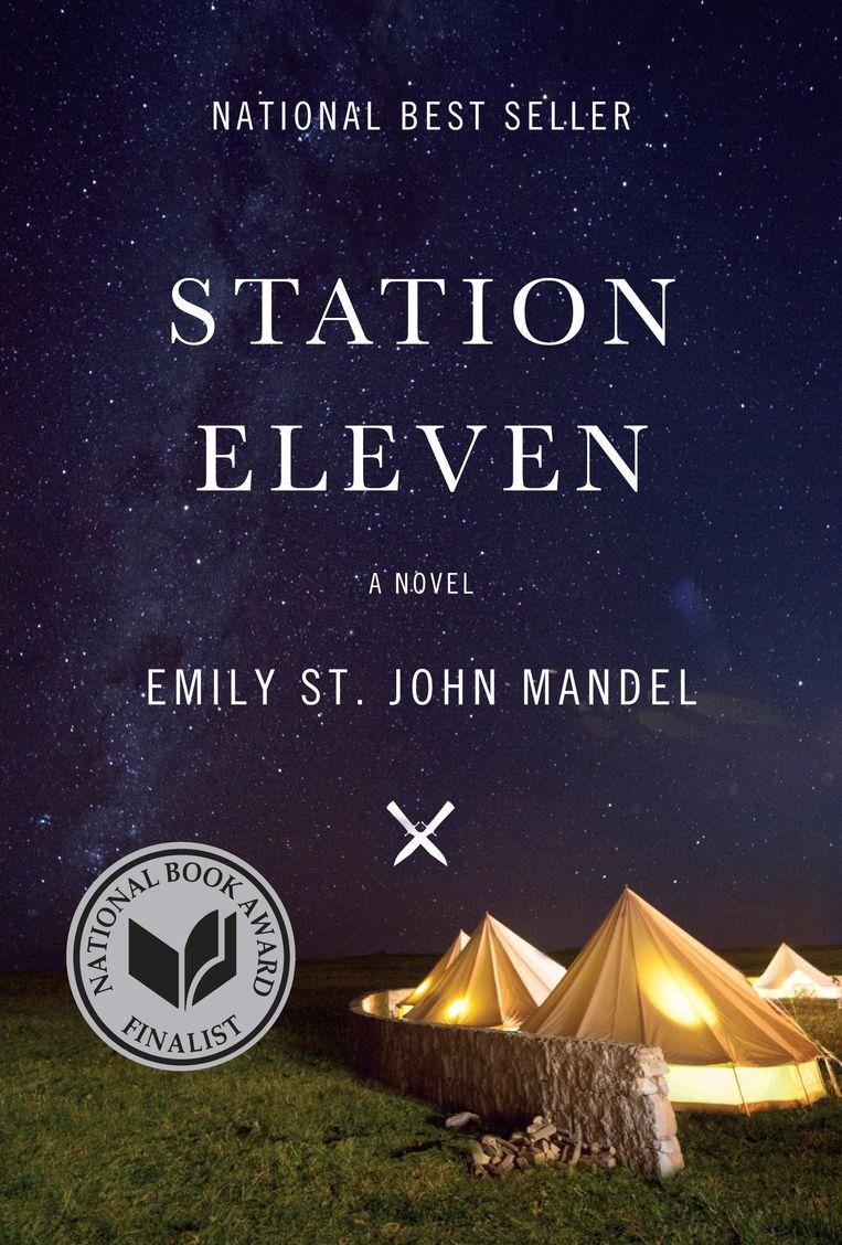 Station Eleven - Emily St. John Mandel Beeld