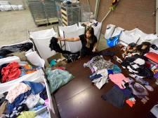 Textiel inzamelen bij Sympany in Eindhoven: Oude vodden zijn miljoenenbusiness