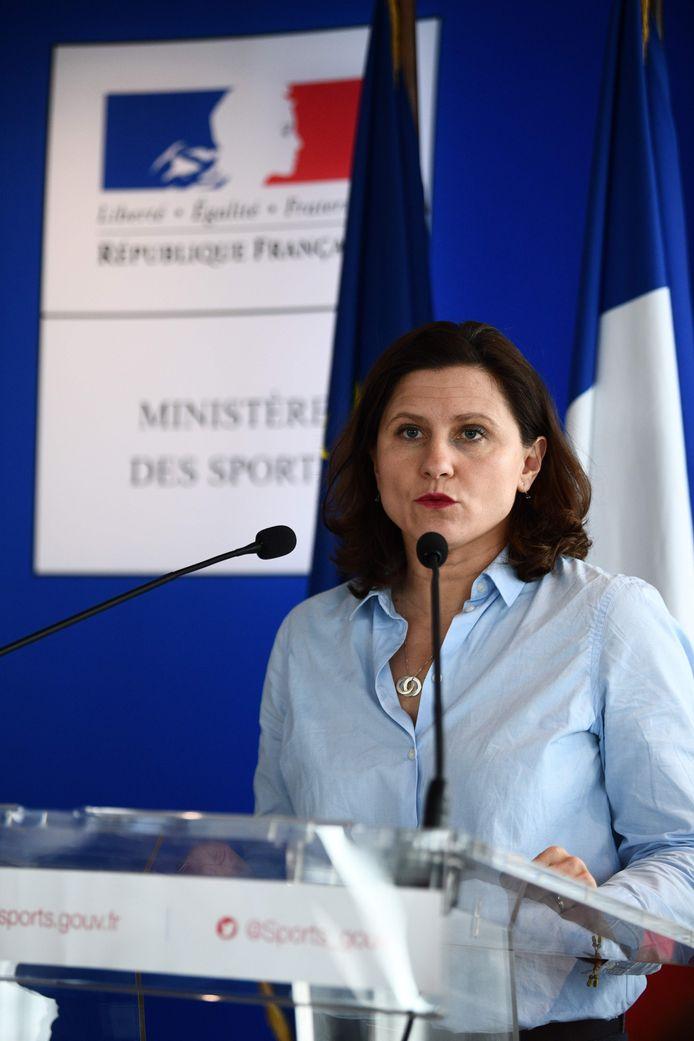 Sportminister Roxana Maracineanu.
