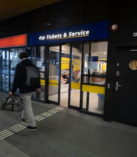 'Serviceloket op station Nijmegen behouden'