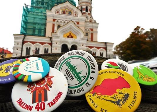 Tallinn in Estland.