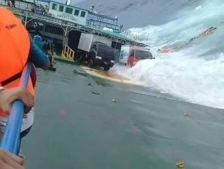 VIDEO. Indonesische ferry zinkt met 139 passagiers aan boord: minstens 12 doden