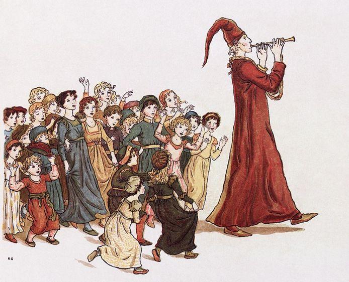 La légende du joueur de flûte de Hamelin est basée sur une histoire vraie.