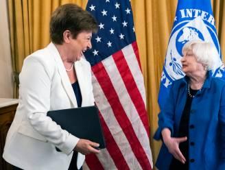 IMF verwacht sterkste economische groei in 25 jaar voor VS